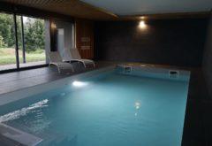 Gîte  - Piscine et spa - La piscine de jour