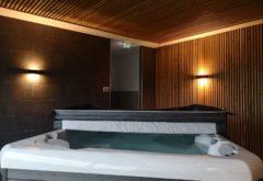 Gîte  - Piscine et spa - Spa